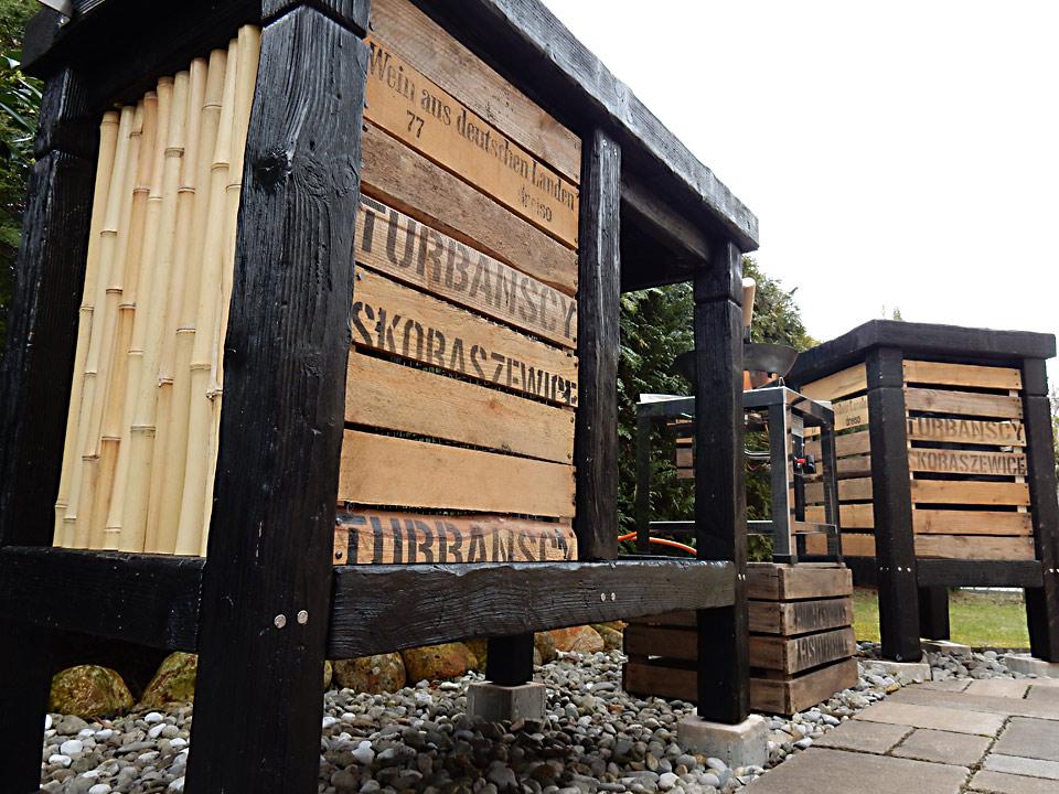 Holz Für Außenküche : Garten außenküche haus ideen