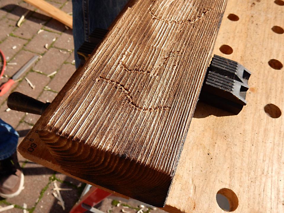 Holz Künstlich Altern Lassen